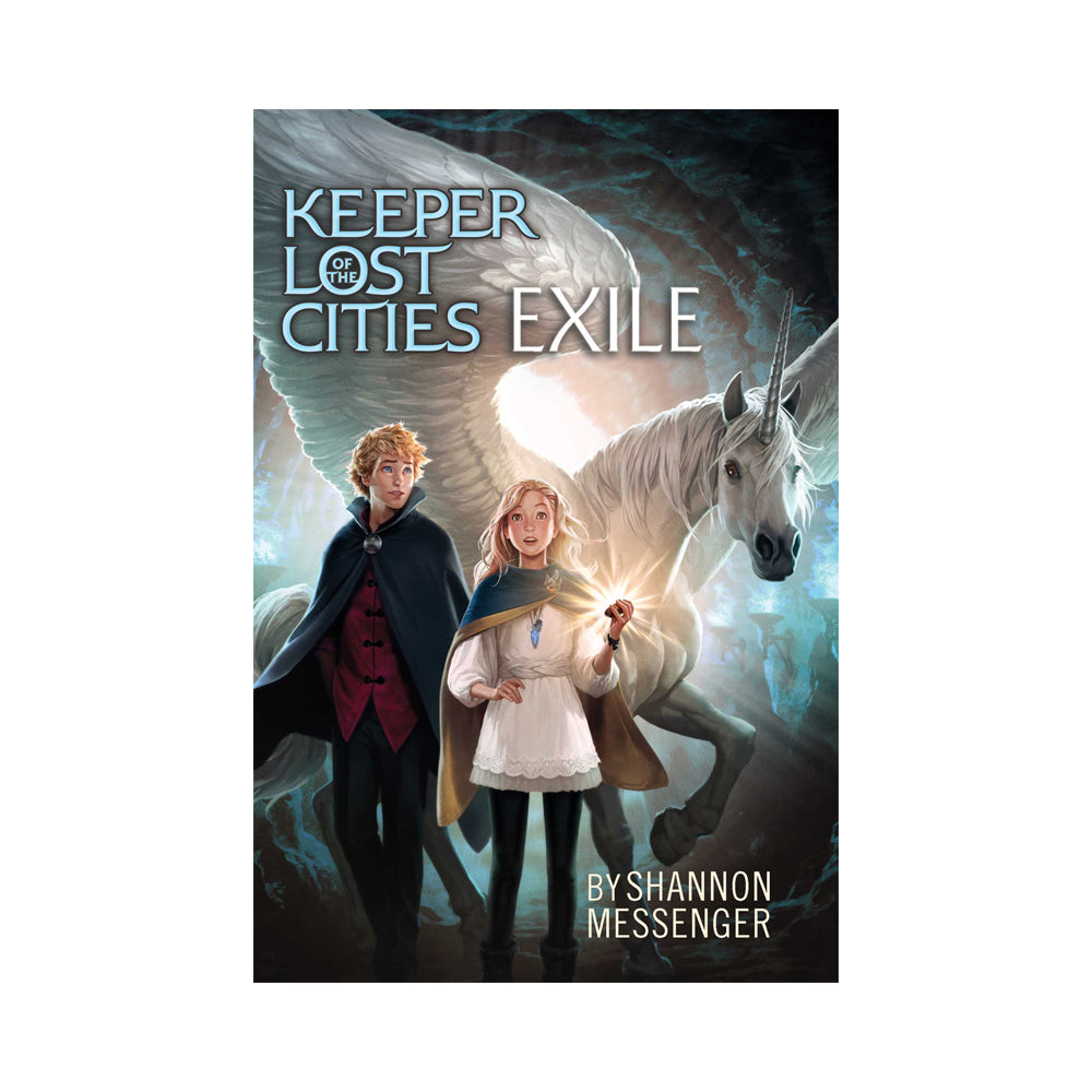 Keeper of the Lost Cities #2: Exile