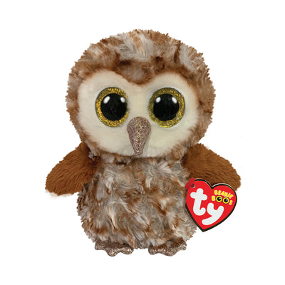 Ty Beanie Boos Percy the Owl