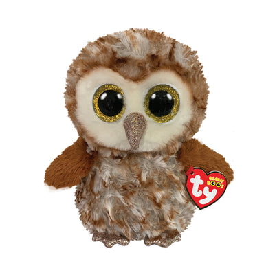 Ty Beanie Boos Medium Percy the Owl