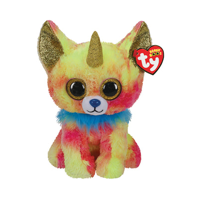 Ty Beanie Boos Medium Yips the Chihuahuacorn
