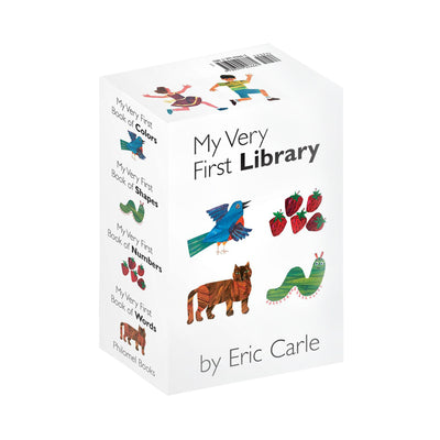 Eric Carle: My Very First Library