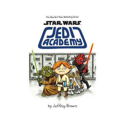 Star Wars: Jedi Academy #1