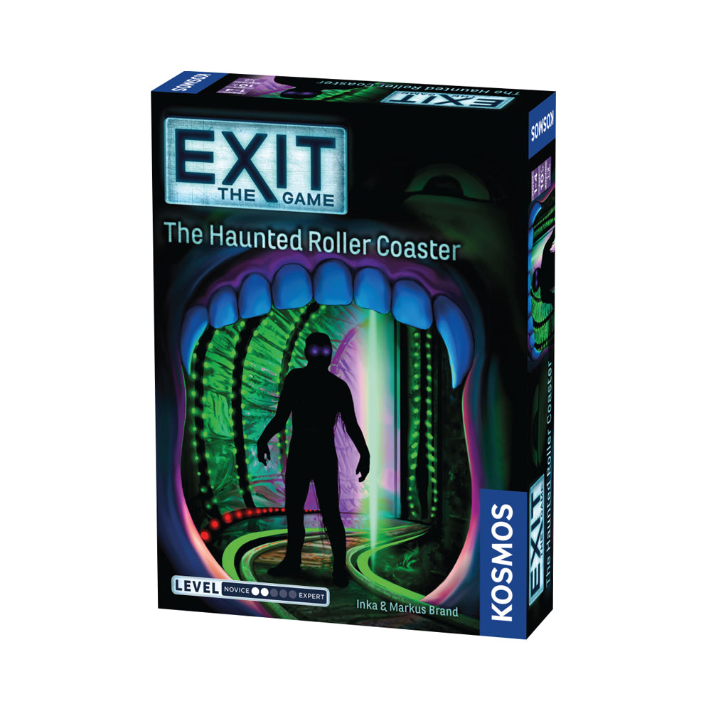 Kosmos Games EXIT: The Haunted Roller Coaster
