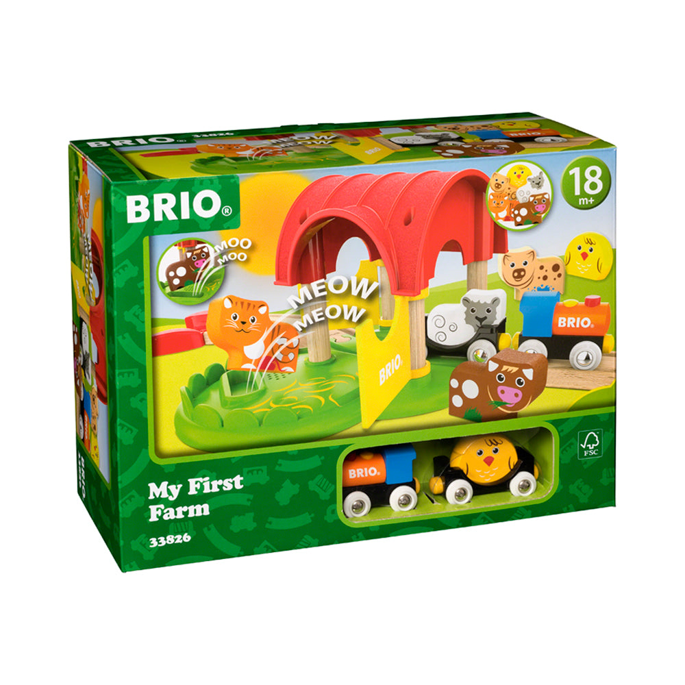 BRIO® My First Farm
