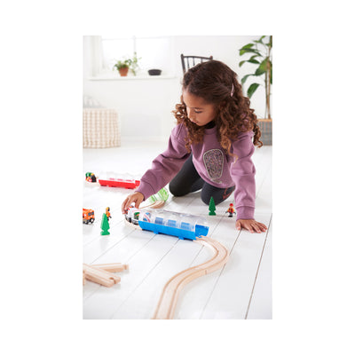 BRIO® World Travel Train and Tunnel