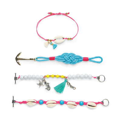 Sea & Do DIY Nautical Bracelets