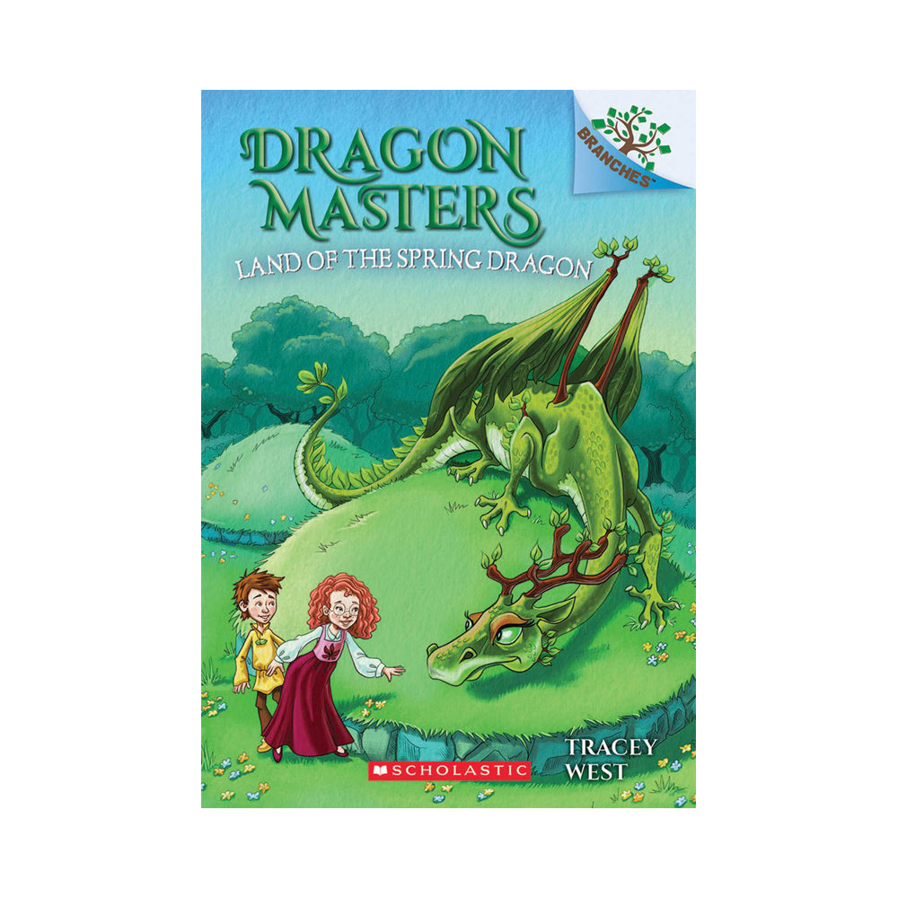 Dragon Masters #14: The Land of the Spring Dragon