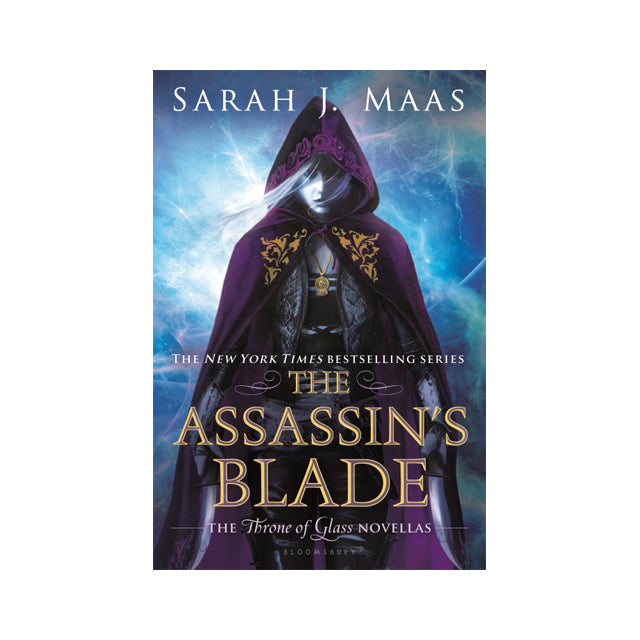 The Throne of Glass Novellas: The Assassin's Blade