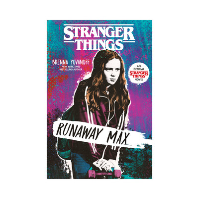 Stranger Things: Runaway Max