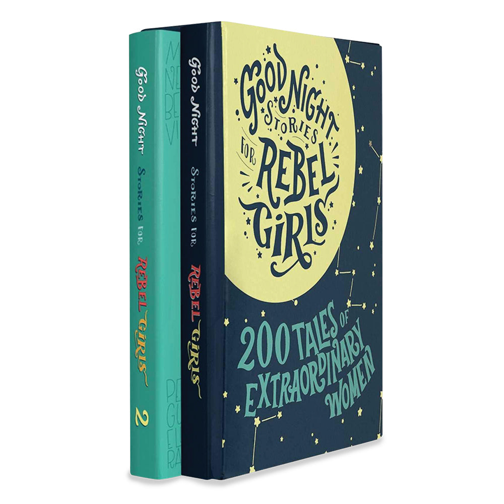 Good Night Stories for Rebel Girls: 200 Tales of Extraordinary Women