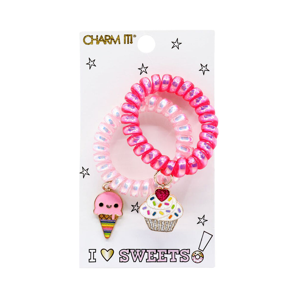CHARM IT! Sweets Coil Cord Set