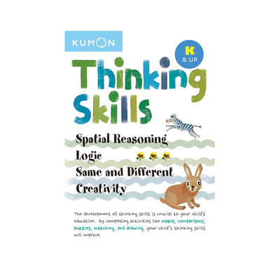 Kumon Thinking Skills K & Up