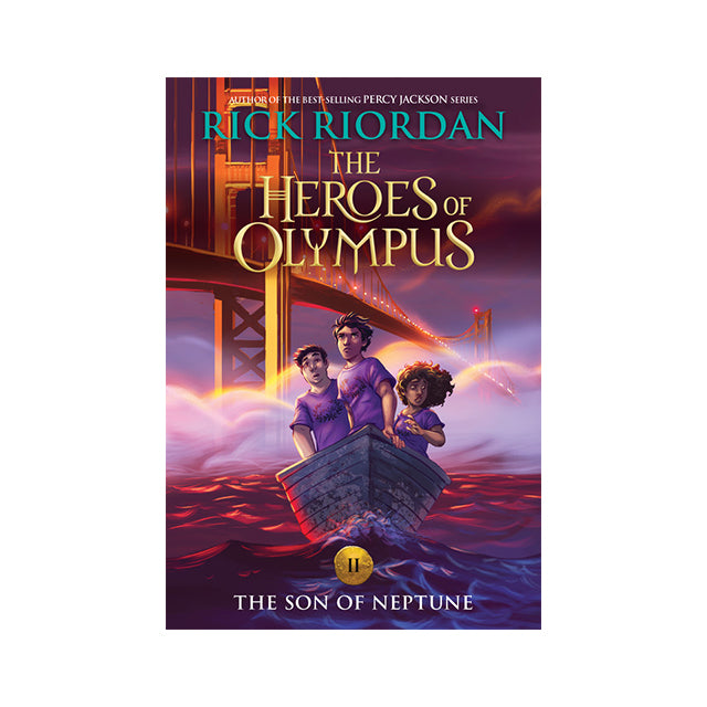 The Heroes of Olympus #2: The Son of Neptune