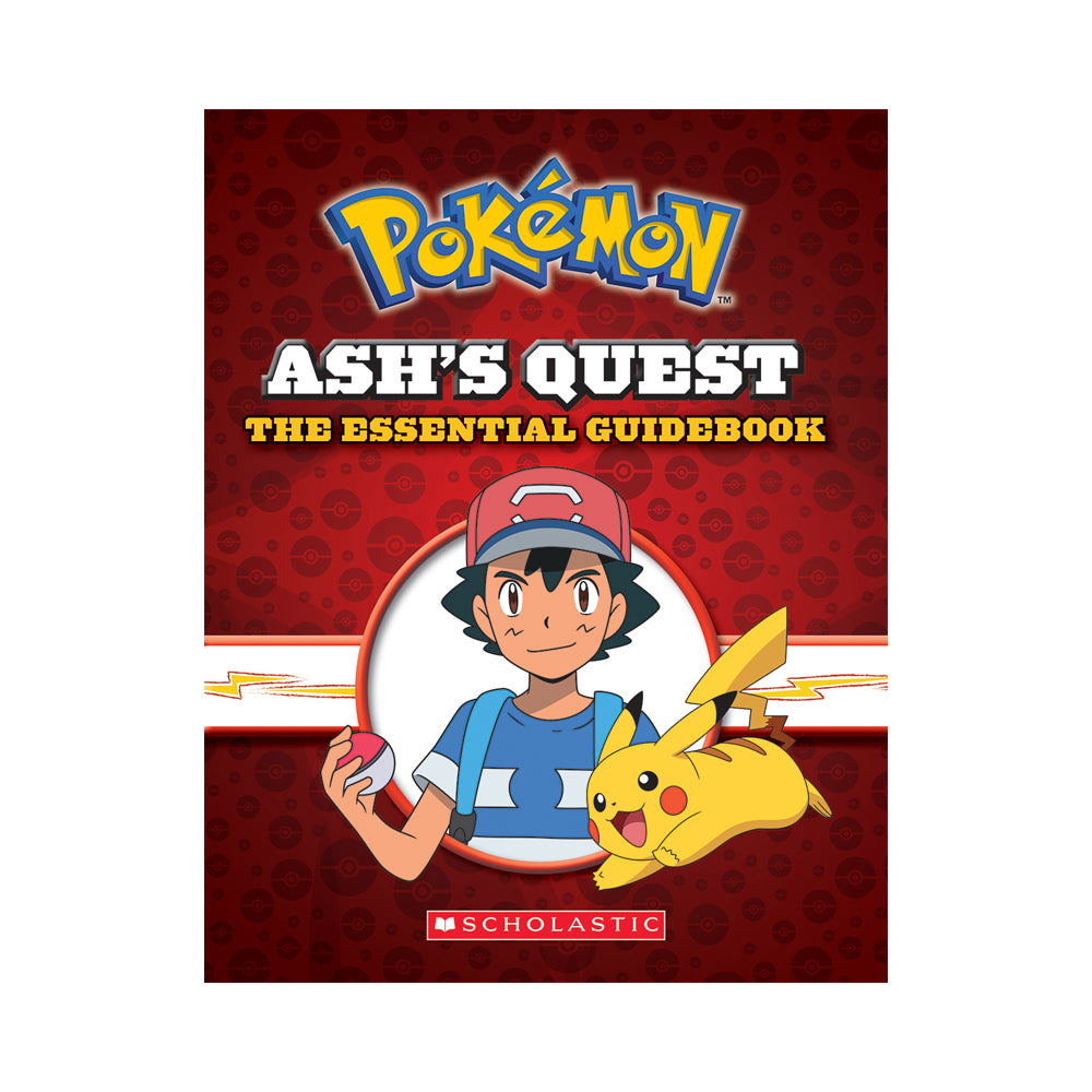 Pokémon: Ash's Quest: The Essential Guidebook
