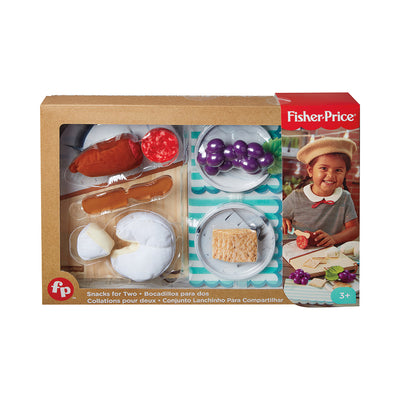 Fisher-Price® Snacks for Two Meat & Cheese Board