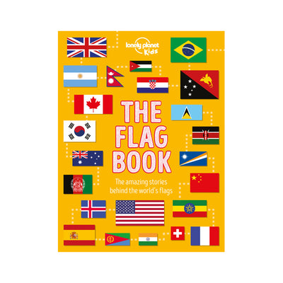 Lonely Planet The Flag Book 1st Ed.