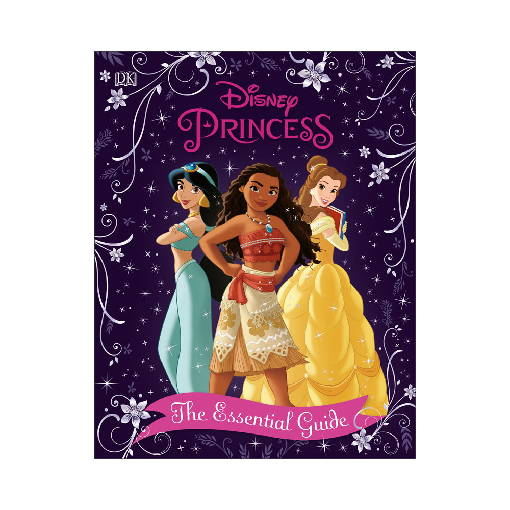 Disney Princess The Essential Guide, New Edition