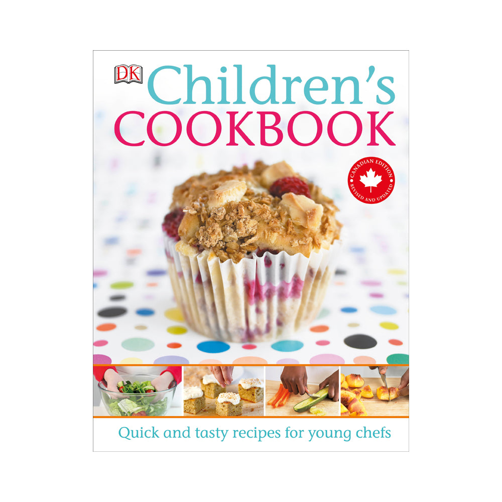 DK Children's Cookbook, Revised and Updated