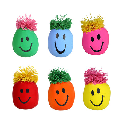 Fidget Face Stress Ball 8cm