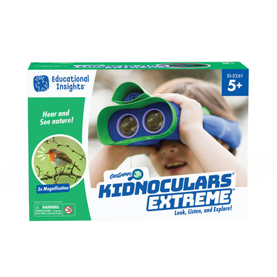 Educational Insights® GeoSafari® Jr. Kidnoculars® Extreme™