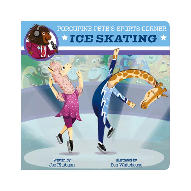 Porcupine Pete's Sports Corner: Ice Skating