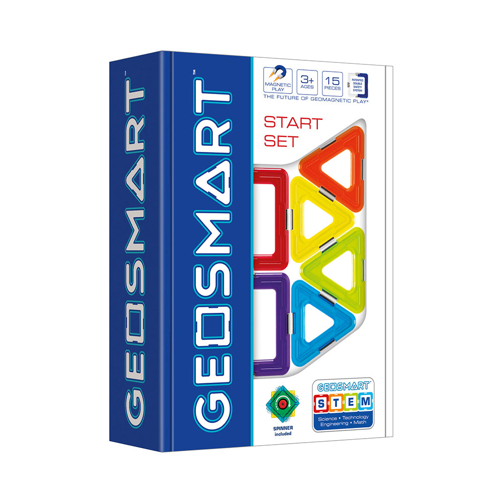 GeoSmart Start Set 15pcs