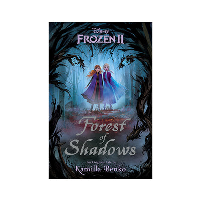 Disney Frozen II Forest of Shadows