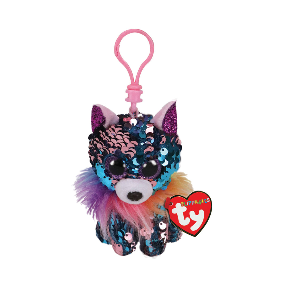 Ty Flippables Clip-On Yappy the Chihuahua