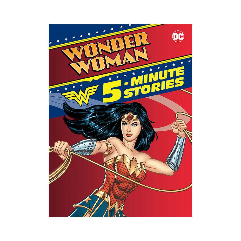 DC Wonder Woman 5-Minute Stories