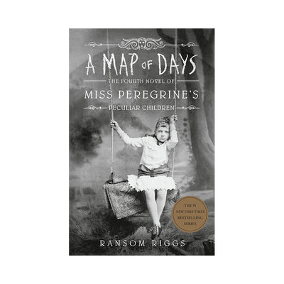 Miss Peregrine's Peculiar Children #4: A Map of Days