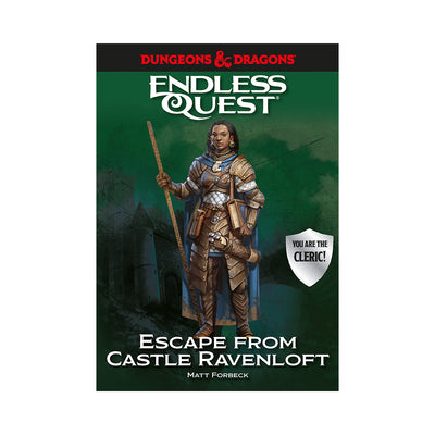 Dungeons & Dragons Endless Quest: Escape from Castle Ravenloft