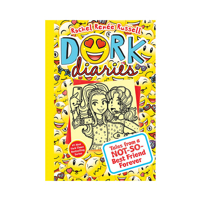 Dork Diaries #14: Tales from a Not-So-Best Friend Forever