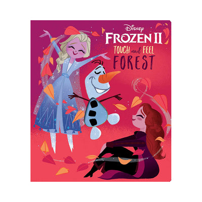 Disney Frozen II Touch and Feel Forest