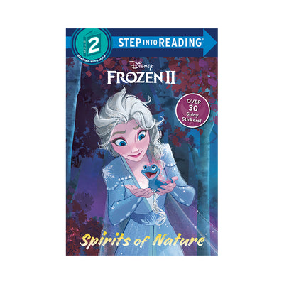 Frozen 2 Deluxe Step into Reading #2