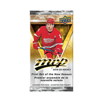 2020 Upper Deck MVP Hockey Cards