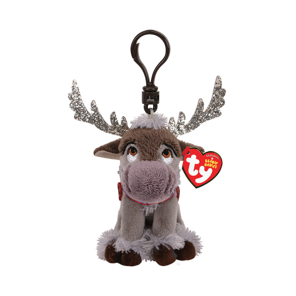 Ty Sparkle Clip-On Disney Frozen II Sven