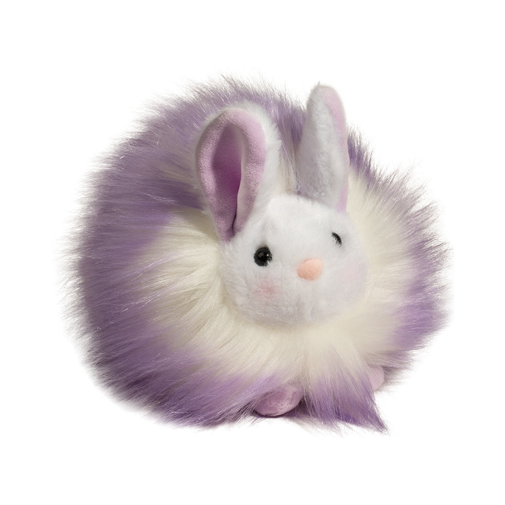 Douglas Puff Bunny Purple Small 6""
