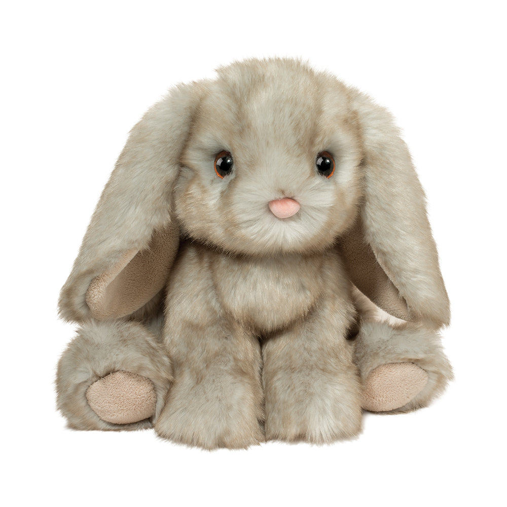 Douglas Licorice Floppy Bunny 8""