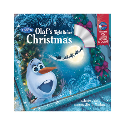 Disney Frozen Olaf's Night Before Christmas