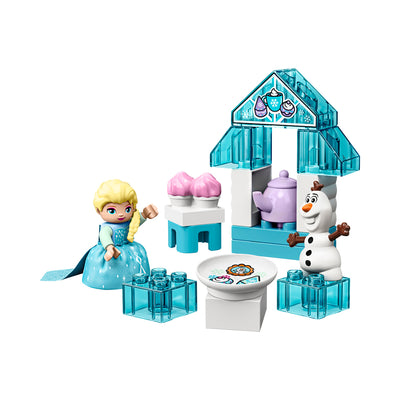 LEGO® DUPLO® Disney Frozen Elsa and Olaf's Tea Party