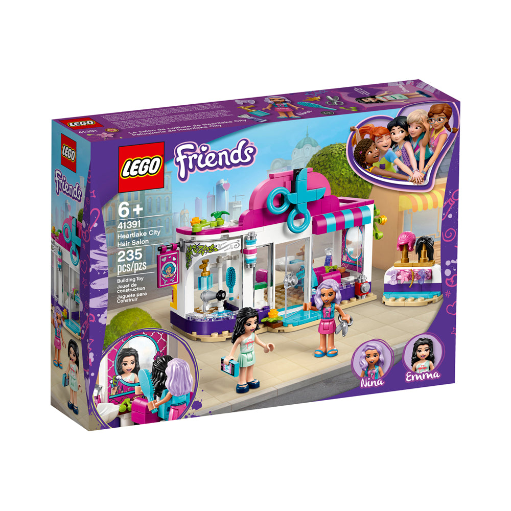 LEGO® Friends™ Heartlake City Hair Salon
