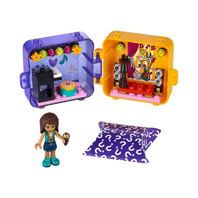 LEGO® Friends™ Andrea's Play Cube