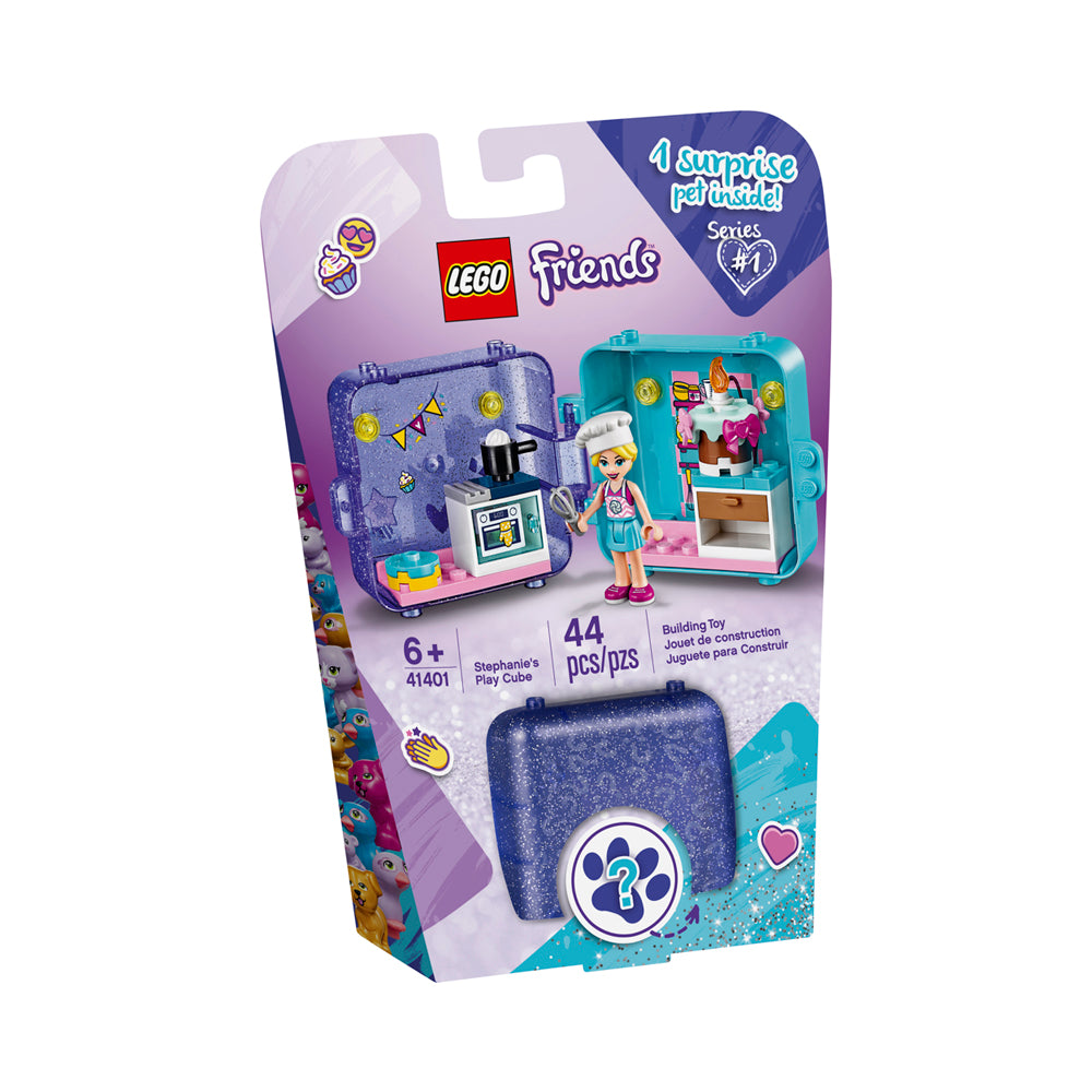 LEGO® Friends™ Stephanie's Play Cube