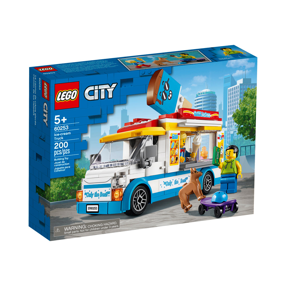 LEGO® City Ice-cream Truck