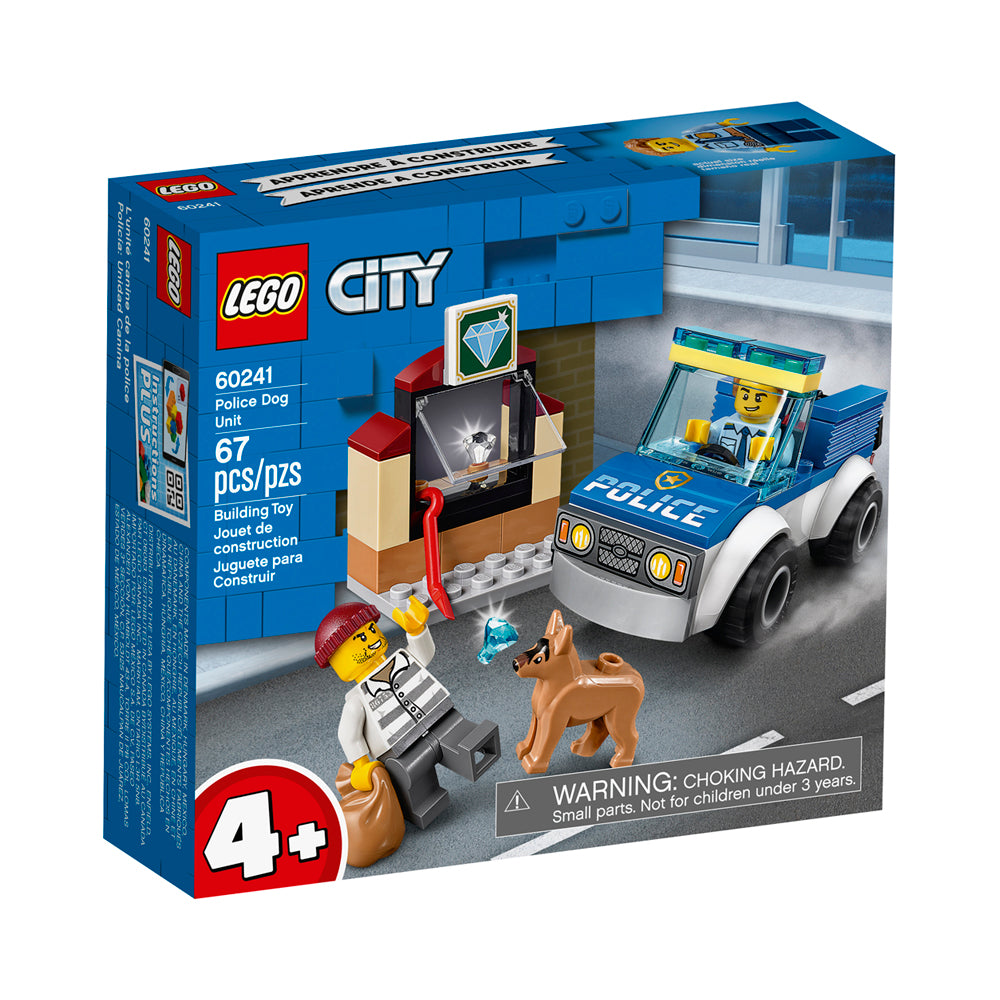 LEGO® City Police Dog Unit
