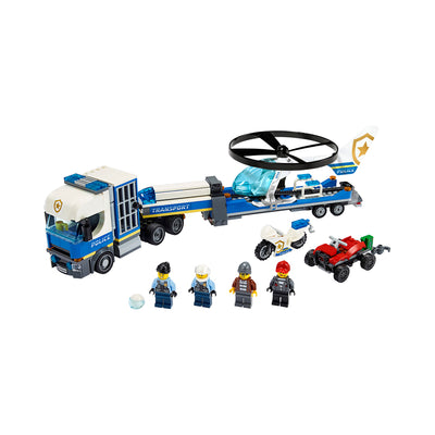 LEGO® City Police Helicopter Transport