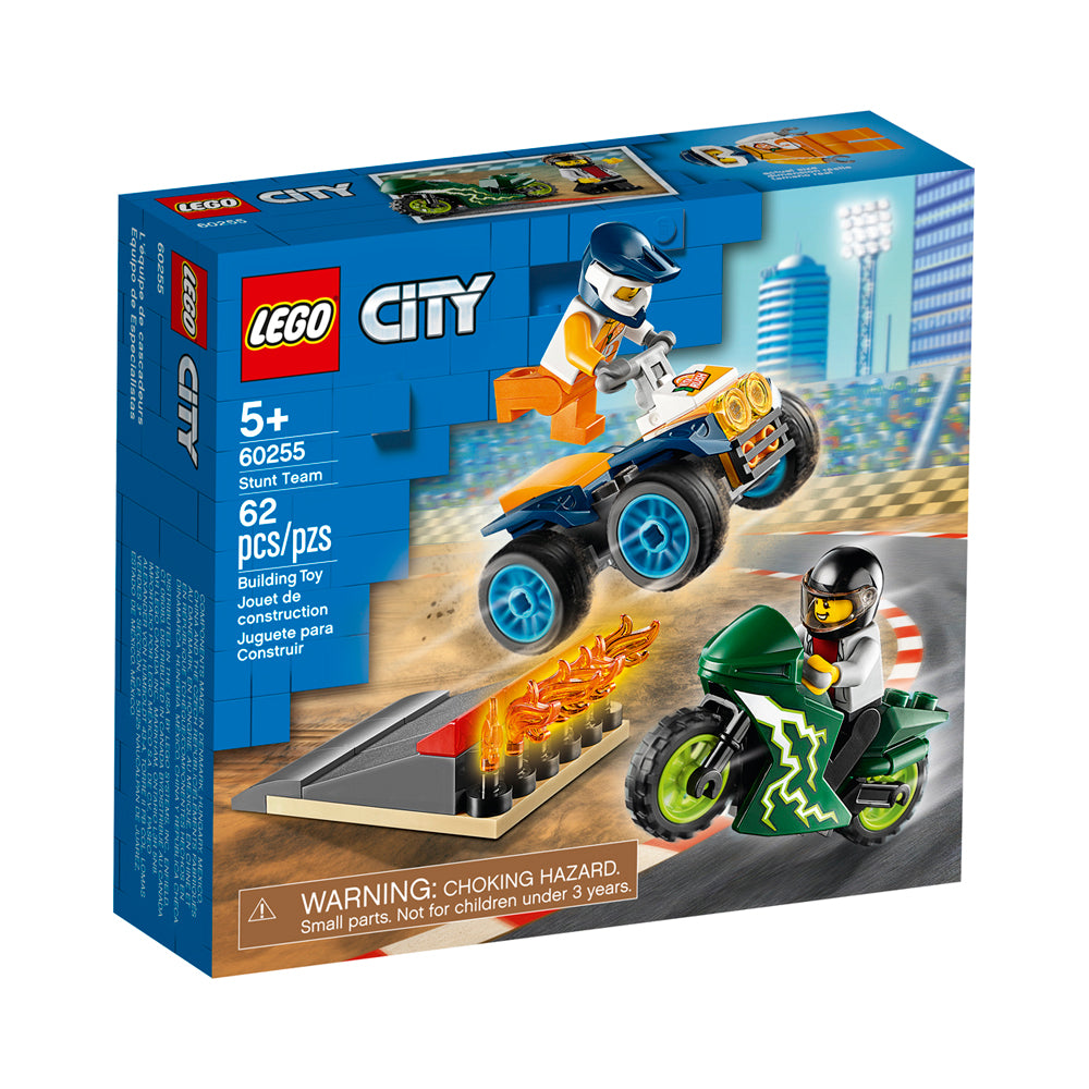 LEGO® City Stunt Team