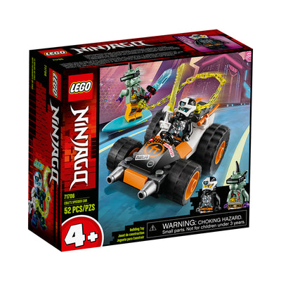 LEGO® NINJAGO® Cole's Speeder Car