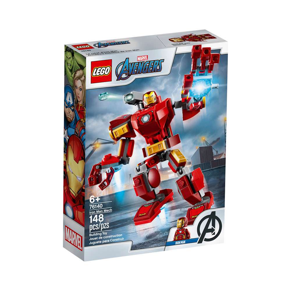 LEGO® Marvel Super Heroes Iron Man Mech