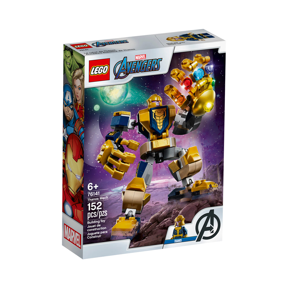 LEGO® Marvel Super Heroes Thanos Mech